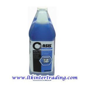 เคมีภัณฑ์ทำความสะอาดผ่านระบบหัวจ่าย Oasis Compact